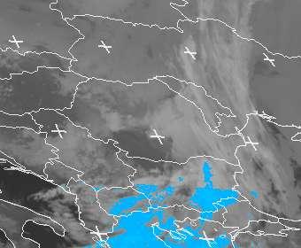 Harta precipitatiilor