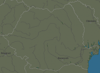Harta descărcărilor electrice