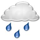 Noros si ploaie usoara