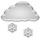 Noros, ninsoare usoara